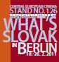 What's Slovak in Berlin? (newsletter)